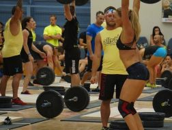 What to eat during a CrossFit Comp